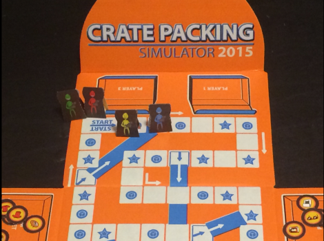 Broken Prism Reviews s2e5: Crate Packing Simulator 2015 by Loot Crate