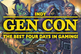Gearing up for GENCON