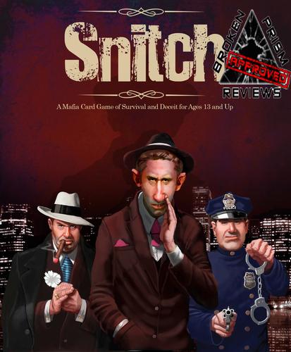 Broken Prism Reviews S4E1:Snitch